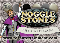 Noggle Stones: The Card Game