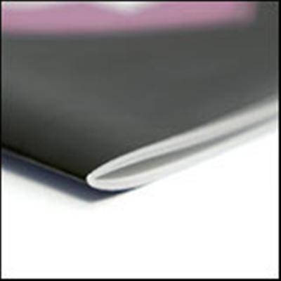 "8.5"" x 5.5"" Saddle Stitched Book (Digest Size)"