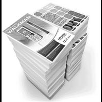 BW 8.5 x 11 Digital Prints/Copies