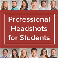 Professional Headshot for Students