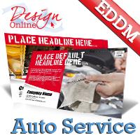 Auto Service EDDM (Oil Change)