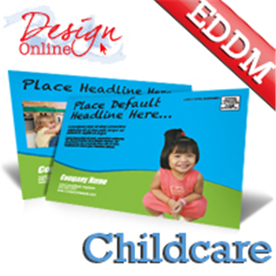 Childcare EDDM Postcard (Crouch)