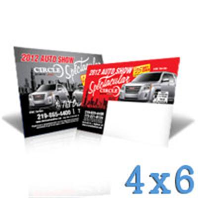 4x6 Postcard Printing