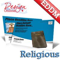 Religious EDDM (Bible)