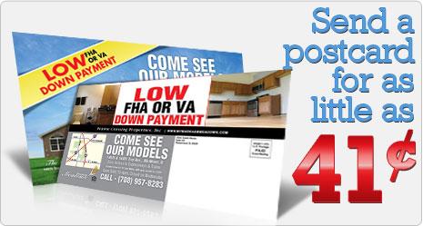 6 x 11 postcards printing for direct mail. Black Bedroom Furniture Sets. Home Design Ideas