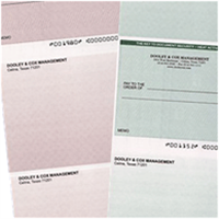 Business Checks & Envelopes