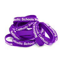 CSW Printed Silicone Wristband