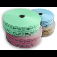 Raffle Roll Tickets