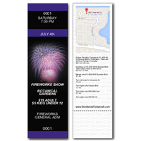Design It Yourself GA 4th of July Themed Tickets