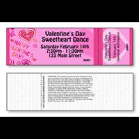 Valentine's Day Tickets