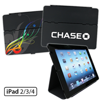 iPad 2/3/4 Black Custom Case