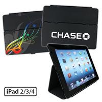 iPad 2/3/4 Black Custom Case