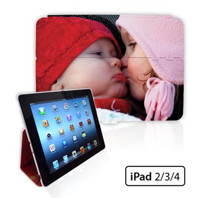 iPad 2/3/4 White Custom Case