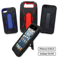 iPhone and Samsung Slim Tough Case