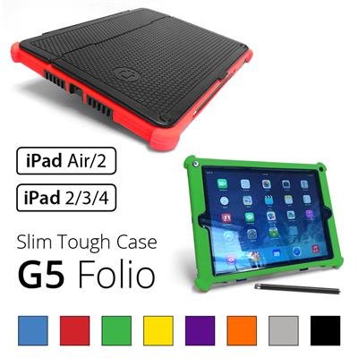 iPad Slim Tough Case G5