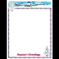 Holiday Stationery & Letterhead