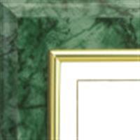 Emerald Deluxe Certificate Plaque (11