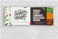 Full Color Banners - Custom Sizes