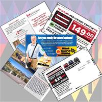 Every Door Direct Mailers (EDDM)