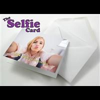 The Selfie card