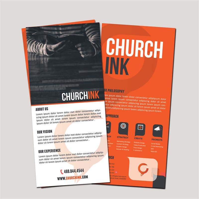 ChurchINK.com Card Printing