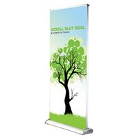 Banner Stand Retractable SS Dual Palo Alto CA
