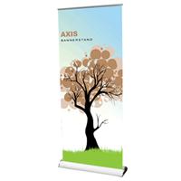 Banner Stand Retractable Axis Palo Alto CA