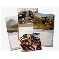 2015 Gary Dow 9 x 12 Wall Calendar