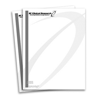 Letterhead (Black and White)